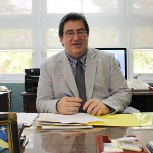 Foto del Dr. Mario Medina Caban, Rector UPR Cayey