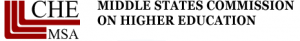Imagen del Logo del Middle States Commission on Higher Education