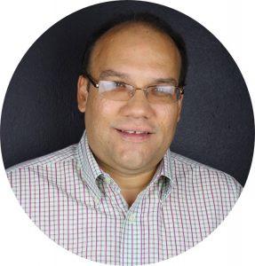 Foto del Prof. Alexis Tirado