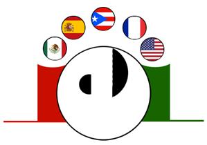 Logo del Programa de Instercambio de la UPR en Cayey