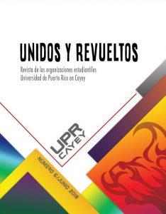 Imagen portada Revista Unidos y Revueltos UPR Cayey