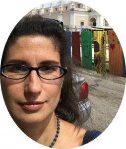 Foto de la Dra. Patria Lopez