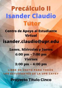 Imagen isander-j-claudio-rodriguez-tutor-precalculo-ii