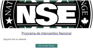 Imagen para acceder a presentación Programa Intercambio Nacional