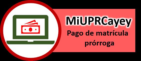 Imagen para dar acceso a MiUPRCayey