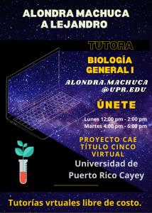 Imagen anuncio-alondra-machuca-alejandro-tutora-biologia-i-caetv-upr-cayey-marzo-2021