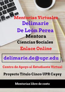 Imagen anuncio-delimarie-de-leon-mentora-ciencias-sociales-caetv-upr-cayey-marzo-2021