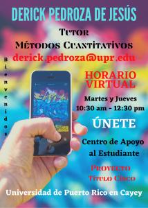 Imagen publicidad-derick-pedroza-de-jesus-tutor-caetv-virtual-upr-cayey-enero-2021