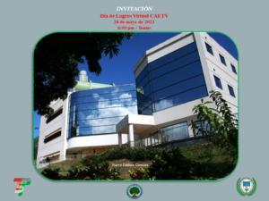 Imagen Invitación Día de Logros CAETV Virtual Mayo 2021 UPR Cayey