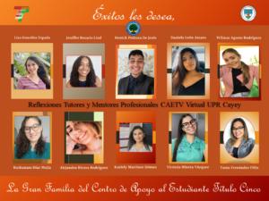 Imagen Reflexiones Tutores y Mentores CAETV Virtual #13
