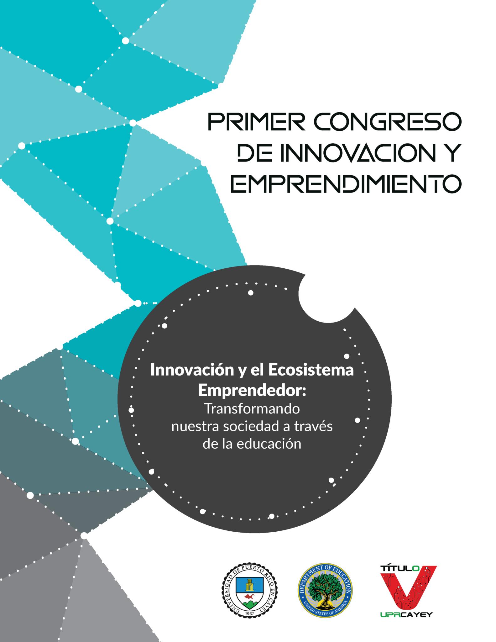 Imagen del First Congress of Innovation and Entrepreneurship Programme