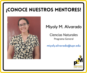 Foto de Miyoly M. Alvarado
