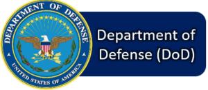 Imagen boton para acceder a información del Departamento de Defensa EEUU
